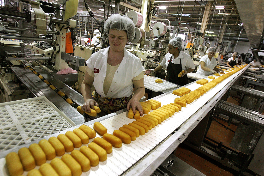 hostess factory