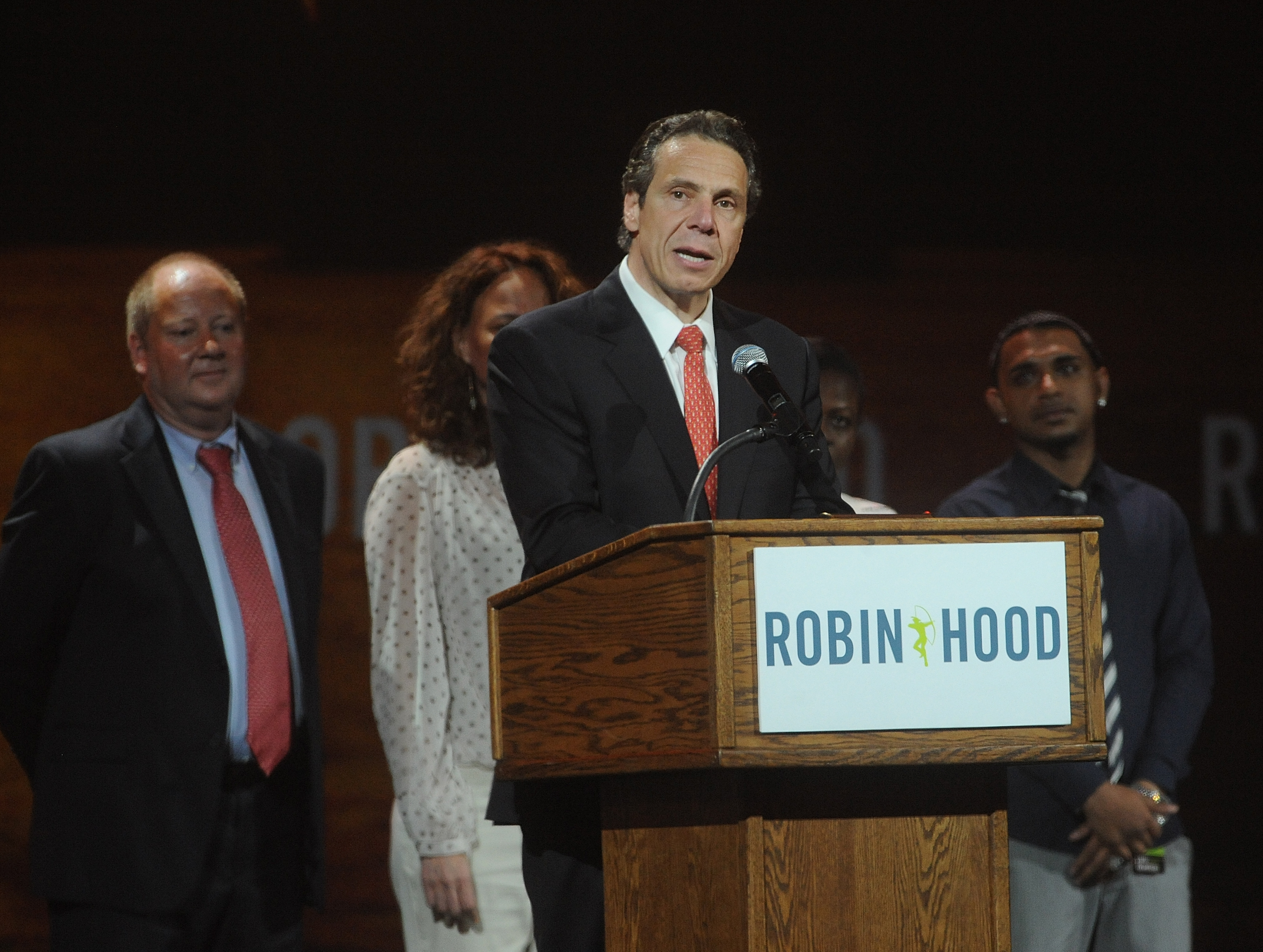 The Robin Hood Foundation's 2014 Benefit - Inside