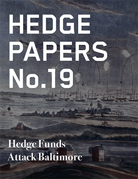 Hedge Paper 19 cover