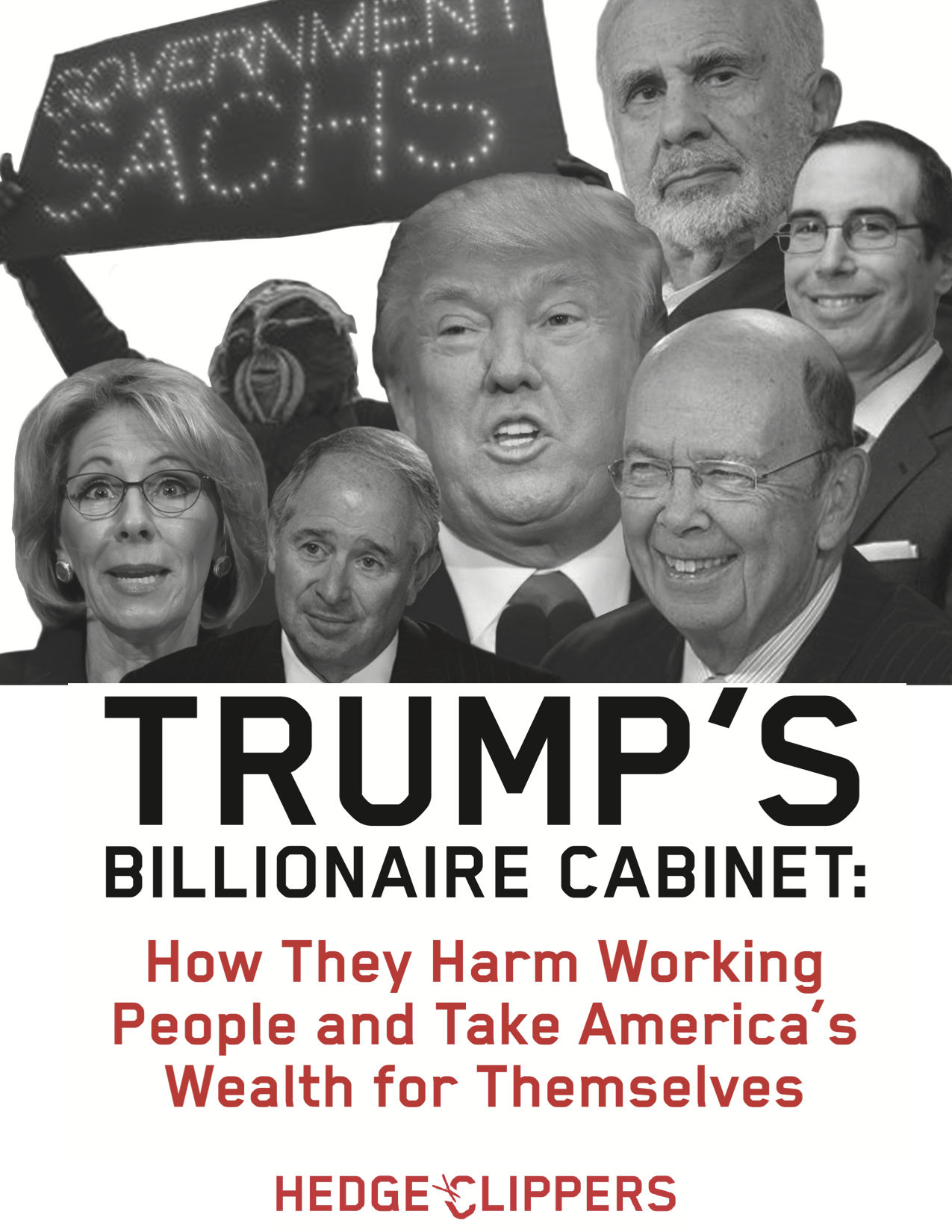 Image result for the billionaires in trump's cabinet