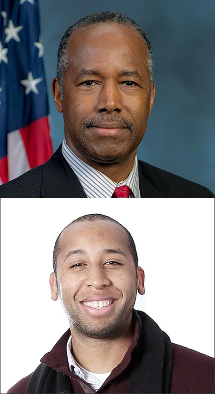Ben Carson & Ben Carson, Jr.