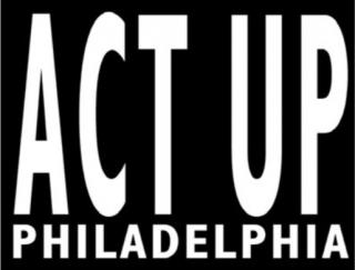 ACT UP Philadelphia logo